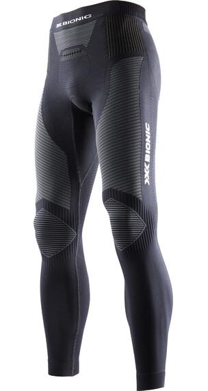 X-Bionic Speed Running EVO Spodnie do biegania Mężczyźni czarny